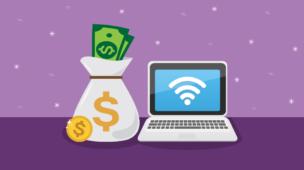 maneiras de ganhar dinheiro na internet