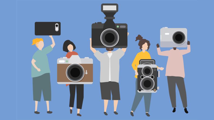 vender fotos online - Como Ganhar Dinheiro Pela Internet: 12 Maneiras Garantidas