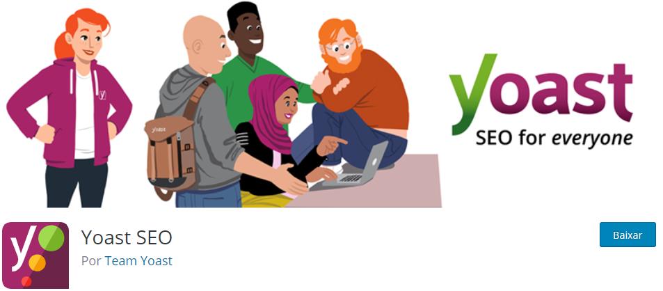 Yoast Seo Plugin - Os Melhores Plugins WordPress Para o Seu Blog em 2020