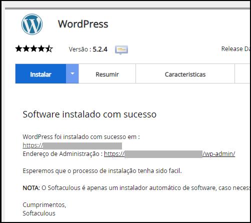 instalação wordpress - Como Criar Um Site: Passo a Passo Simples e Sem Contratar Especialista