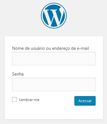 login wp - Como Criar Um Site: Passo a Passo Simples e Sem Contratar Especialista