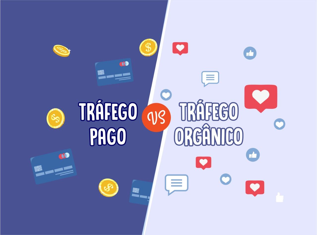 tráfego pago ou tráfego orgânico afiliado - Tráfego Pago ou Tráfego Orgânico: Qual é o Melhor Para Vender Como Afiliado?