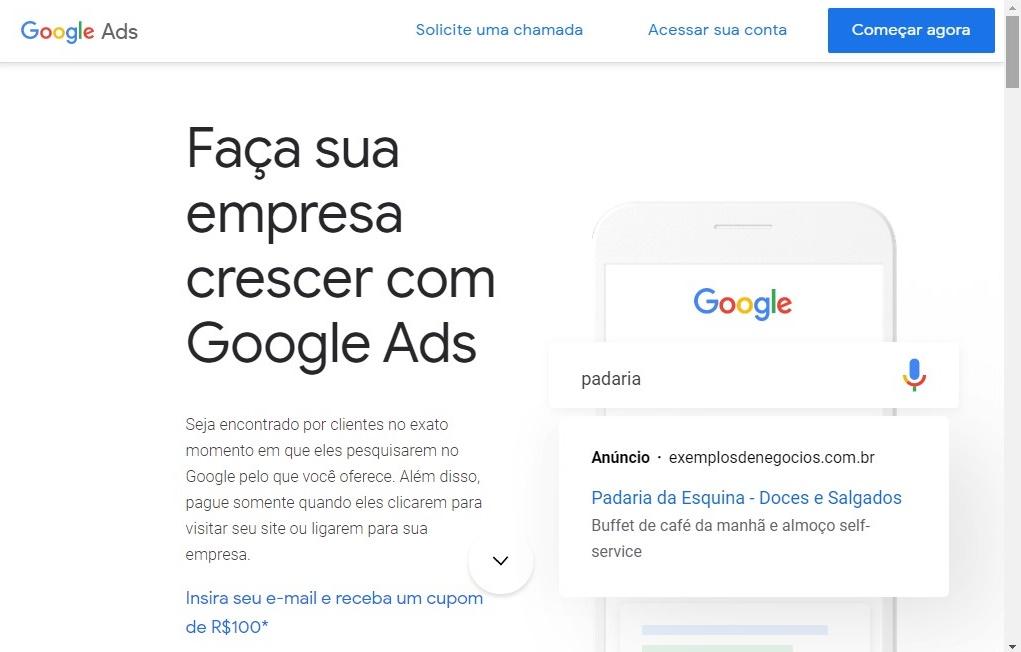 ads 1 1 - Google Ads: Como Conseguir o Cupom de Desconto e Como Criar uma Conta (Passo a Passo)